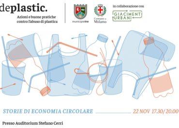 Mostra DePlastic e Festival di Giacimenti Urbani