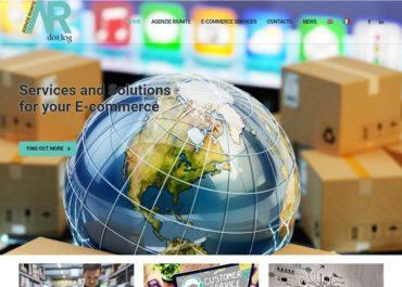Sito web per AgenzieRiunite
