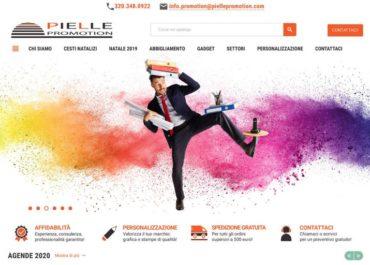 Negozio online ed E-commerce per PiellePromotion