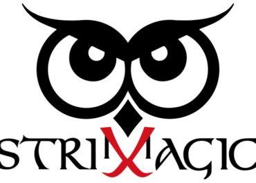 Logo design per StrixMagic